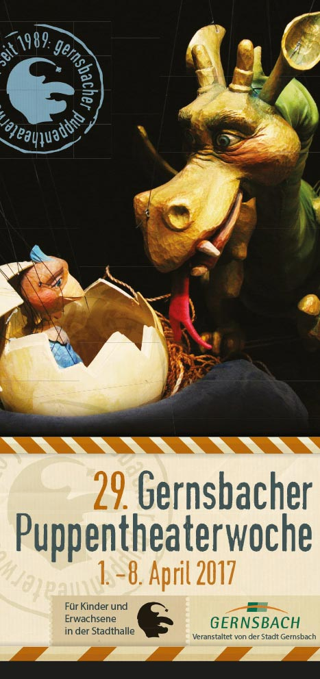 Download Programmheft Puppentheaterwoche 2017
