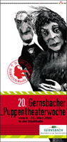 Download Programmheft Puppentheaterwoche 2008 [4.3 Mb]