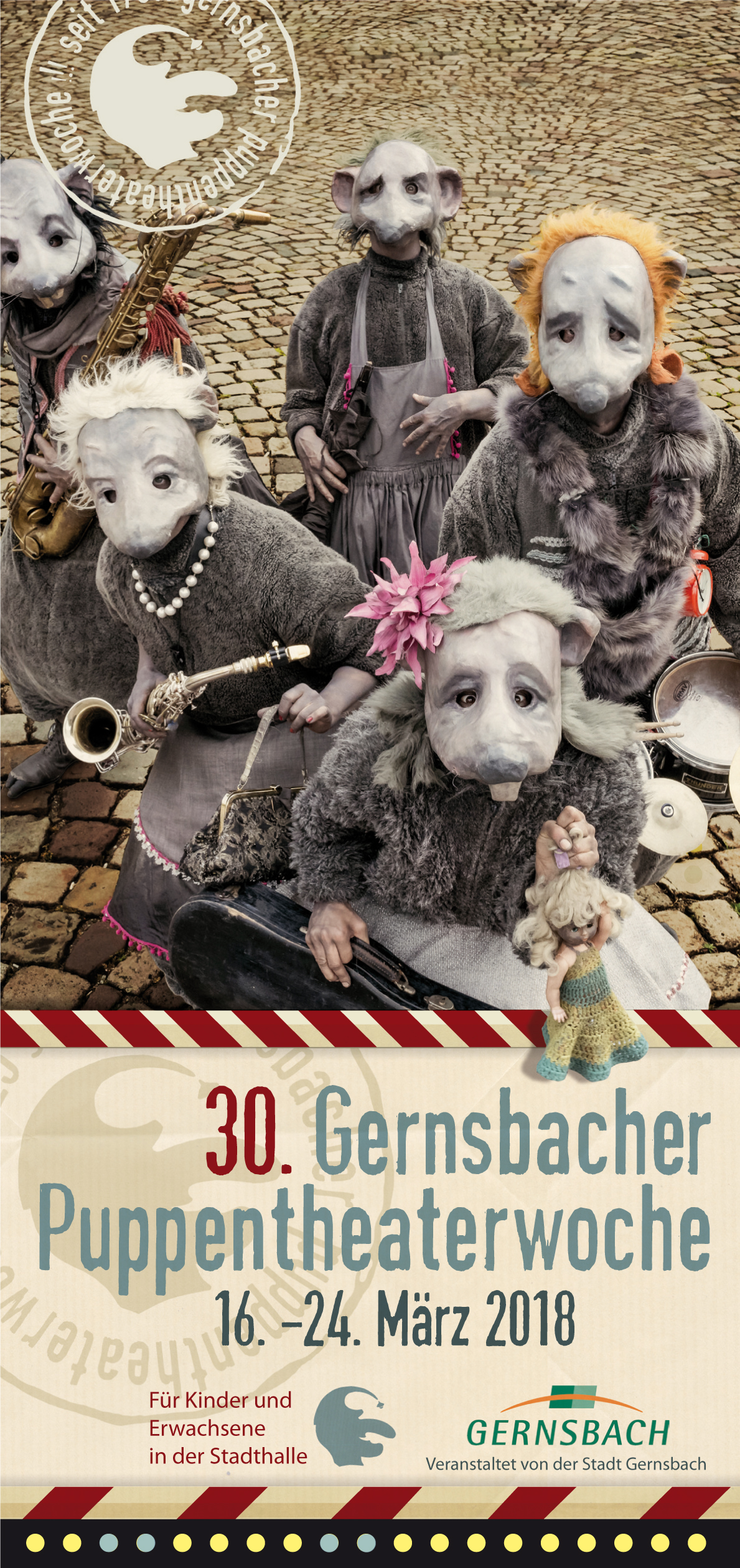 Download Programmheft Puppentheaterwoche 2018