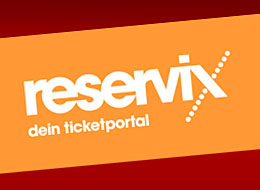 Logo Ticketservice ReserviX - dein Ticketportal