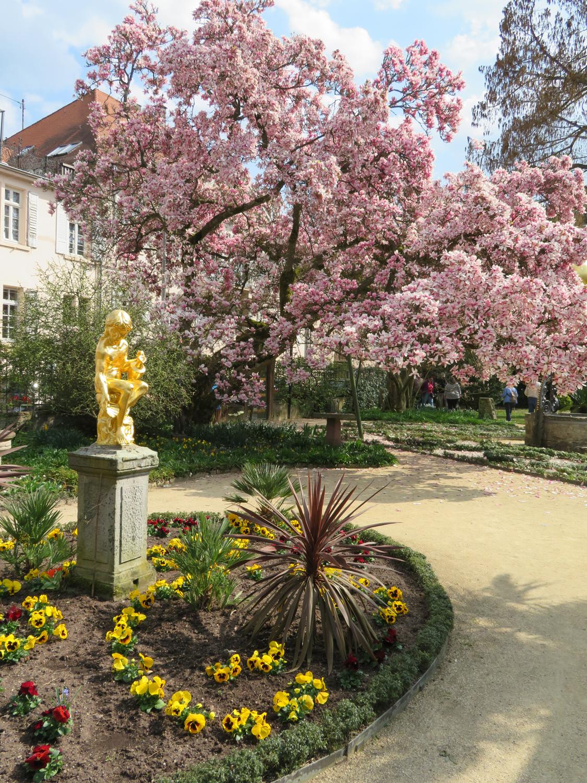 nachhaltige garten kunst skulpturen pflanzen, gernsbach.de - katz'scher garten, Design ideen