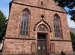 Evangelische kirche gernsbach