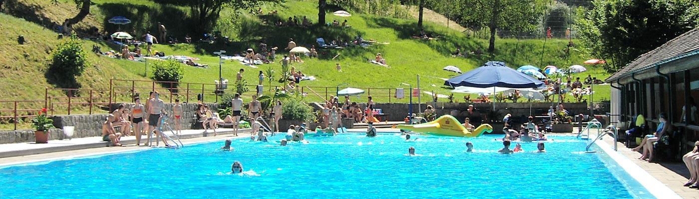 Schwimmbad Obertsrot